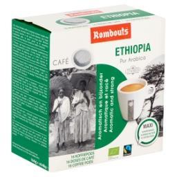 Ethiopia Pur Arabica Maxi 16 Doses de Café