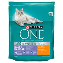 BIFENSIS® Coat & Hairball Chat Riche en Poulet