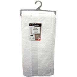 Drap de bain 100x150 cm blanc