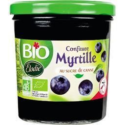 Confiture myrtille au sucre de canne