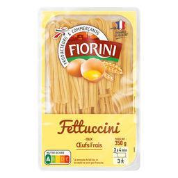 Pâtes Fettuccini aux Sufs frais