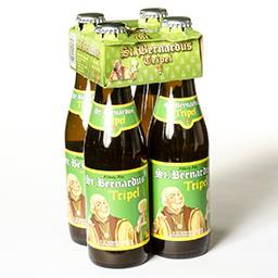 bière d'abbaye - triple
