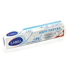 Dentifrice anti-tartre - fluor et sels minéraux