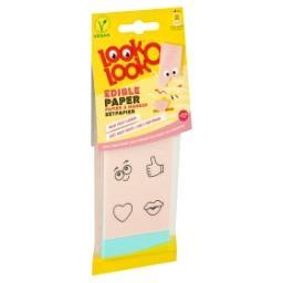 Papier à Manger + 6 Tongtattoos