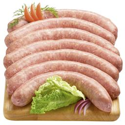 Saucisses pur porc