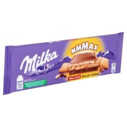 Choco-swing - tablette de chocolat fourré au biscuit
