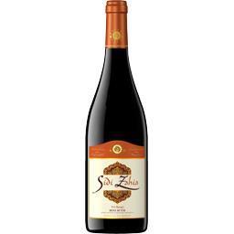 Sidi Zahia - Vin rouge du Maroc Beni M'Tir
