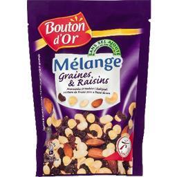 Mélange graines et raisins