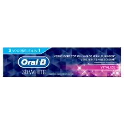 3D White Vitalize Dentifrice