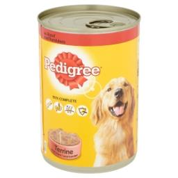 Terrine au bœuf pour chiens