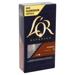 Espresso Forza Intensity 9 10 Capsules