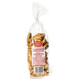 Craquelins - biscuits feuilletés au sucre