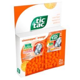 Goût Orange 2 x 100 Pièces