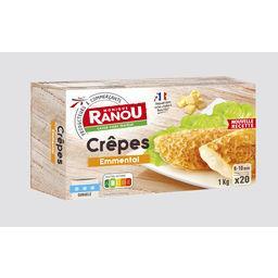 Crêpes au fromage