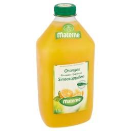 Oranges pressés - 100% pur jus de fruits