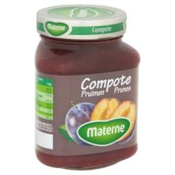 Compote de prunes