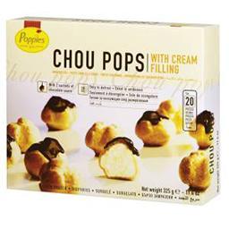 Petits choux à la crème - chou pops - avec 2 sachets...