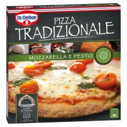 Tradizionale Mozzarella e Pesto