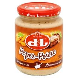 Poivre Sauce Chaude