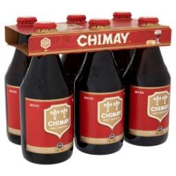 Rouge - bière brune trappiste