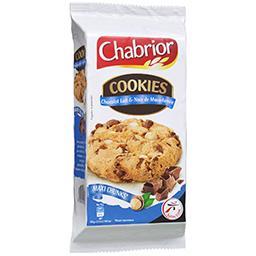 Cookies chocolat lait & noix de macadamia