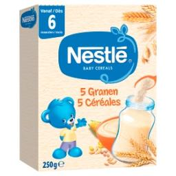 Baby Cereals 5 Céréales 6 Mois