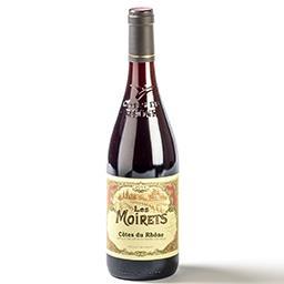 Vin rouge - côtes du rhône - 2014