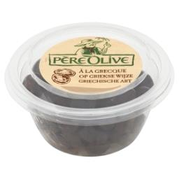 Cooking Olives Noires Façon Grecque avec Noyaux 200 ...