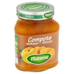 Compote d'abricots