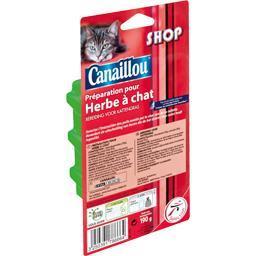 Shop - Préparation pour herbe à chat