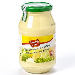 Mayonnaise au citron