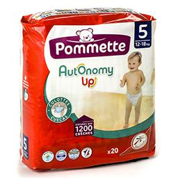 Culottes autonomy up - t5 - 12 à 18kg