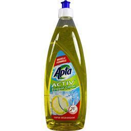 Activ' - liquide vaisselle frisson citron