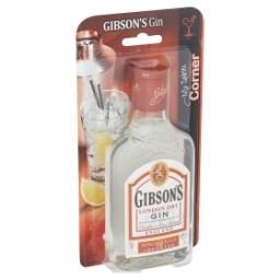 Gin gibson's - london dry - recette originale