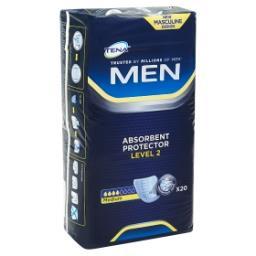 Serviettes de protection pour homme niveau 2