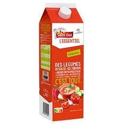 L'Essentiel - Gazpacho légumes du soleil