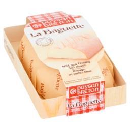 La baguette - fromage