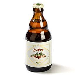 Bière blonde belge artisanale