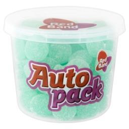 Autopack - bonbons verts