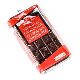 Chocolat noir en tablette