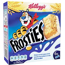 Frosties barres de céréales