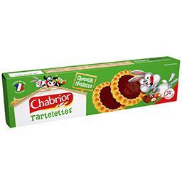 Tartelettes chocolat noisette
