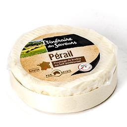 Pérail - fromage de brebis au lait pasteurisé