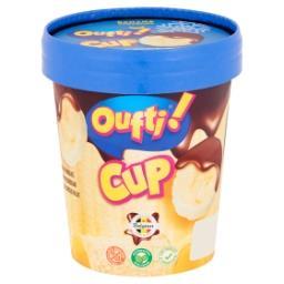 Cup Banana Chocolate