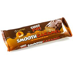 Choco fun - smooth caramel - barre