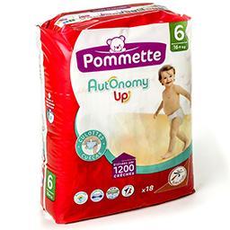 Culottes autonomy up - t6 - 16kg+