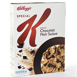 Special K avec du chocolat noir suisse