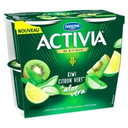 au Bifidus Kiwi Citron Vert & Aloe Vera