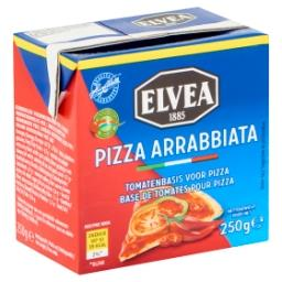 Pizza Arrabbiata Base de Tomates pour Pizza