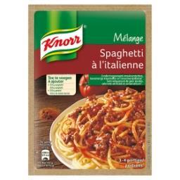 Mélange d'épices pour spaghetti à l'italienne